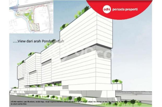 CRAZY PROMO!!! (Klik) Dijual Apartemen Baru 2BR di Grand Dhika City Bekasi 12934621