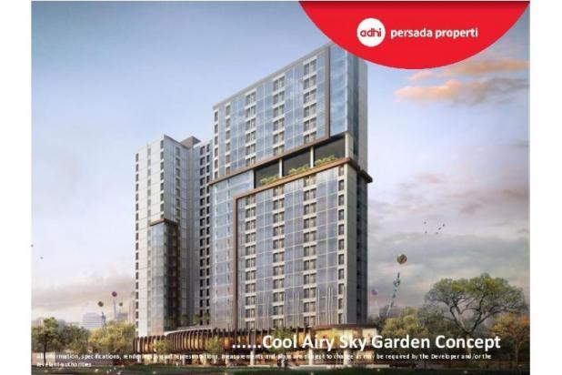 CRAZY PROMO!!! (Klik) Dijual Apartemen Baru 2BR di Grand Dhika City Bekasi 12934624