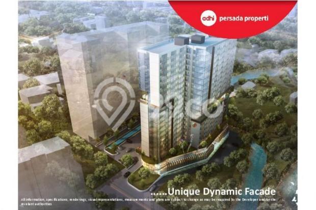 CRAZY PROMO!!! (Klik) Dijual Apartemen Baru 2BR di Grand Dhika City Bekasi 12934625