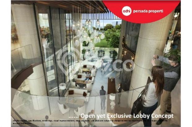CRAZY PROMO!!! (Klik) Dijual Apartemen Baru 2BR di Grand Dhika City Bekasi 12934628