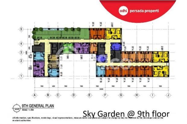 CRAZY PROMO!!! (Klik) Dijual Apartemen Baru 2BR di Grand Dhika City Bekasi 12934632