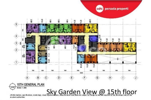 CRAZY PROMO!!! (Klik) Dijual Apartemen Baru 2BR di Grand Dhika City Bekasi 12934635