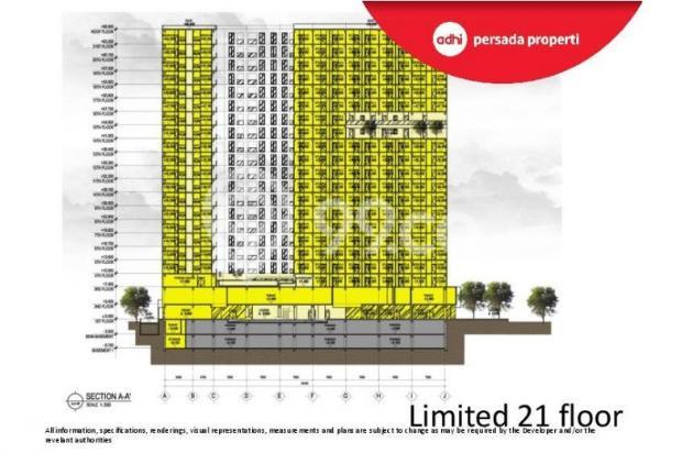 CRAZY PROMO!!! (Klik) Dijual Apartemen Baru 2BR di Grand Dhika City Bekasi 12934636