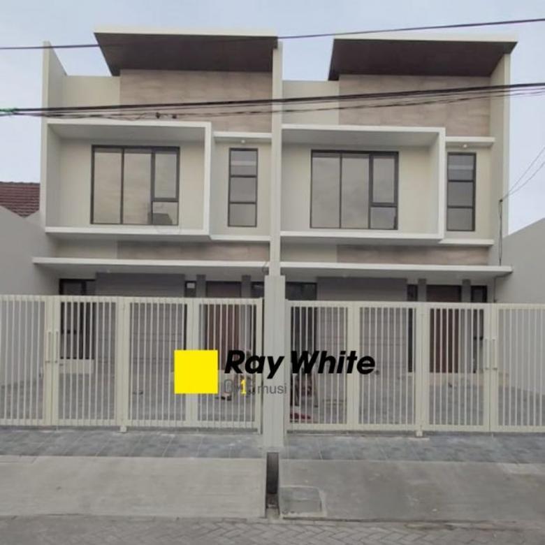Dijual Rumah New Gress Durian, Pondok Candra, Waru, Sidoarjo
