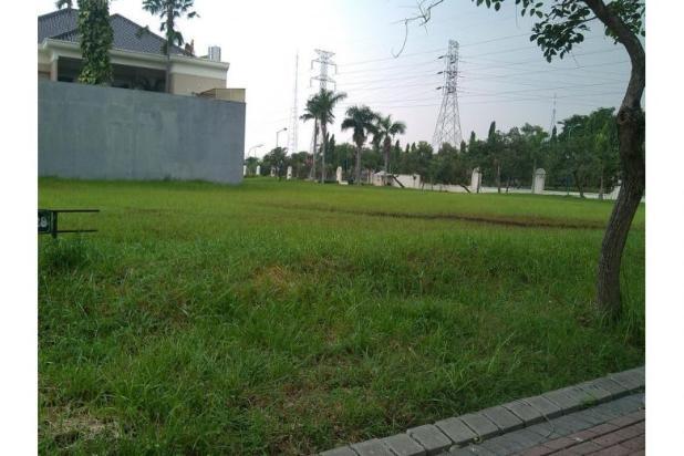 Jual Kavling Tanah Siap Bangun Pakuwon Indah Surabaya Barat 12272693