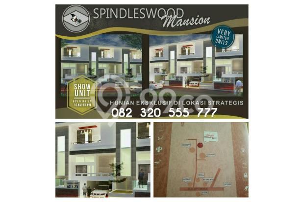 Rumah Elegant nan Menawan free Honda Brio 4299253