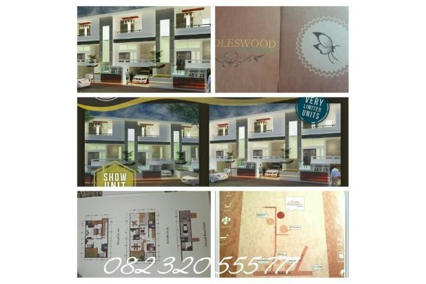 Rumah Elegant nan Menawan free Honda Brio 4299256