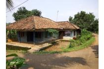 Jual murah tanah + bangunan di selaawi purwakarta