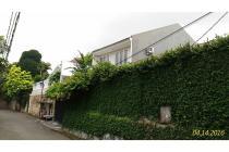 Rumah Nyaman, 4 KT, Halaman Luas, Private Pool di Kemang, Jakarta Selatan