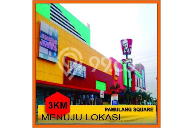 Kavling Tanah SHM di Pamulang Tangsel Akses Tol Serpong-Cinere 22205189