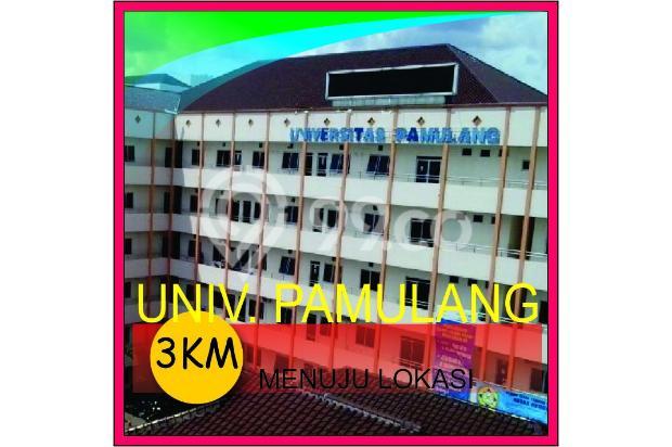 Kavling Tanah SHM di Pamulang Tangsel Akses Tol Serpong-Cinere 22205190