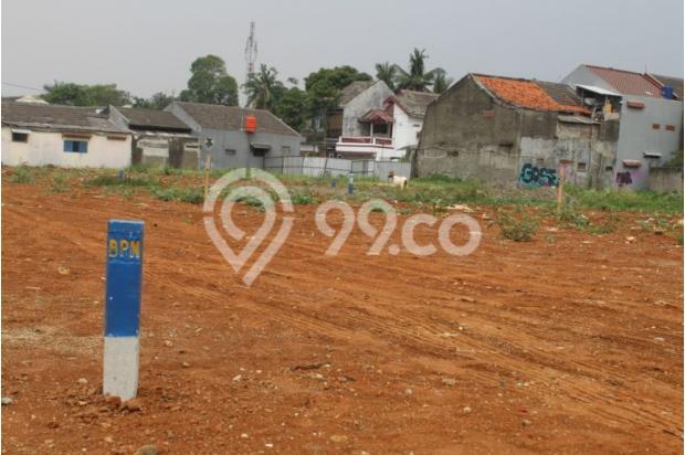Kavling Tanah SHM di Pamulang Tangsel Akses Tol Serpong-Cinere 22205203