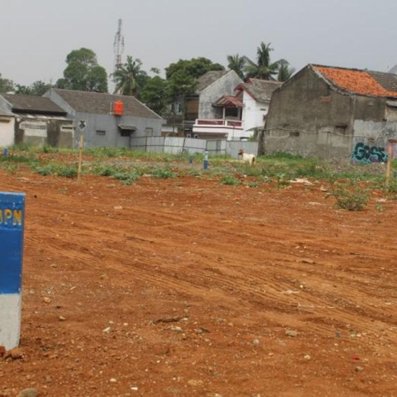 Kavling Tanah SHM di Pamulang Tangsel Akses Tol Serpong-Cinere