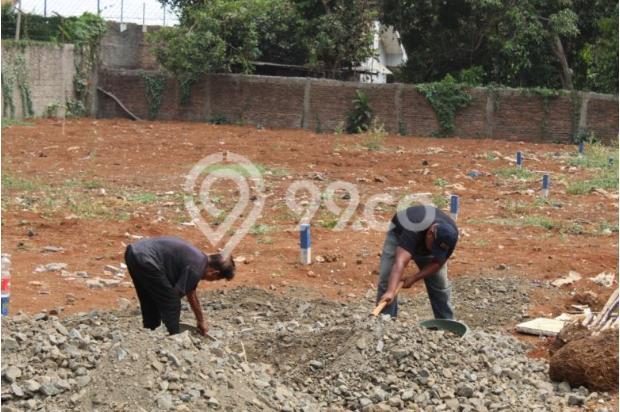 Kavling Tanah SHM di Pamulang Tangsel Akses Tol Serpong-Cinere 22205204