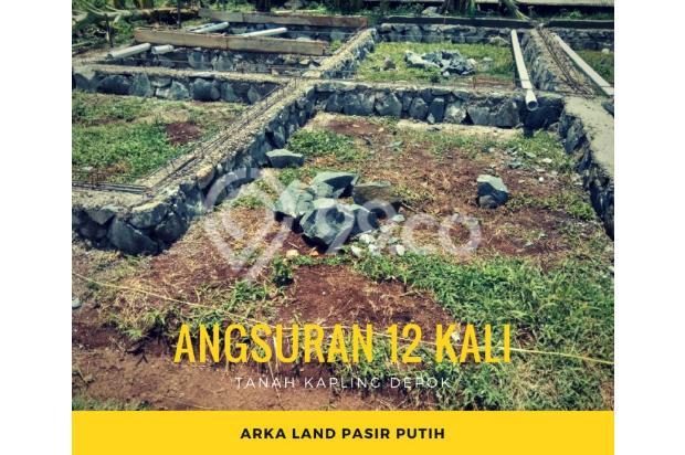 Tanah Kapling 100-an Meter, SHM, 12 X Bertahap 17150085