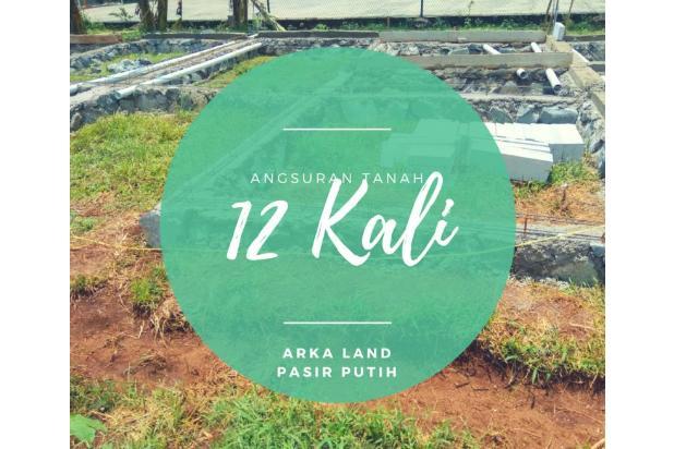 Tanah Kapling 100-an Meter, SHM, 12 X Bertahap 17150086