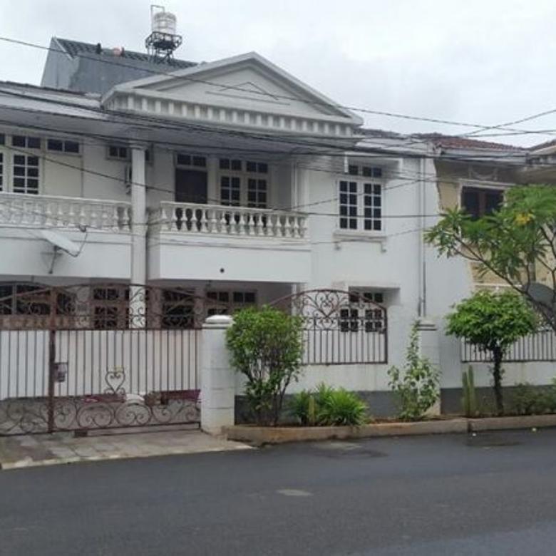 Rumah Kelapa Gading (Janur) 12x20m 2lantai hadap Utara
