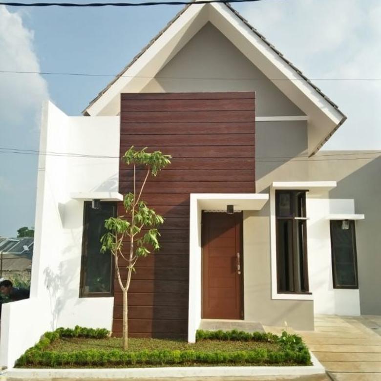 Rumah cluster baru harga murah dekat pintu tol sawangan depok.