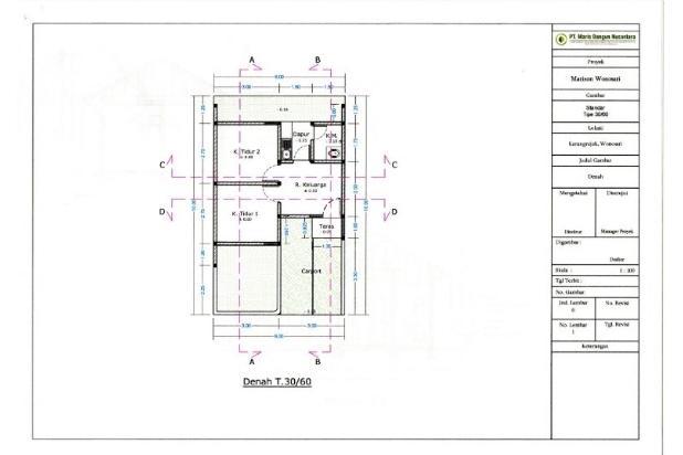 Image Result For Rumah Subsidi Wonosari