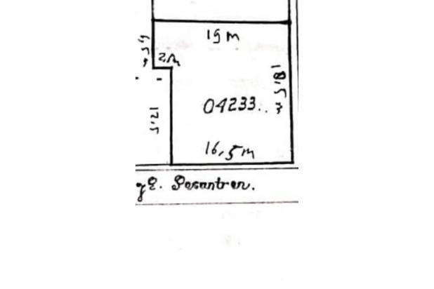 Rp2,4mily Tanah Dijual