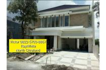 Rumah Istimewa daerah elite di Wisata Bukit Mas surabaya barat
