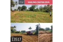 Kavling Cantra Diva, Bogor, 283,288 m², SHM