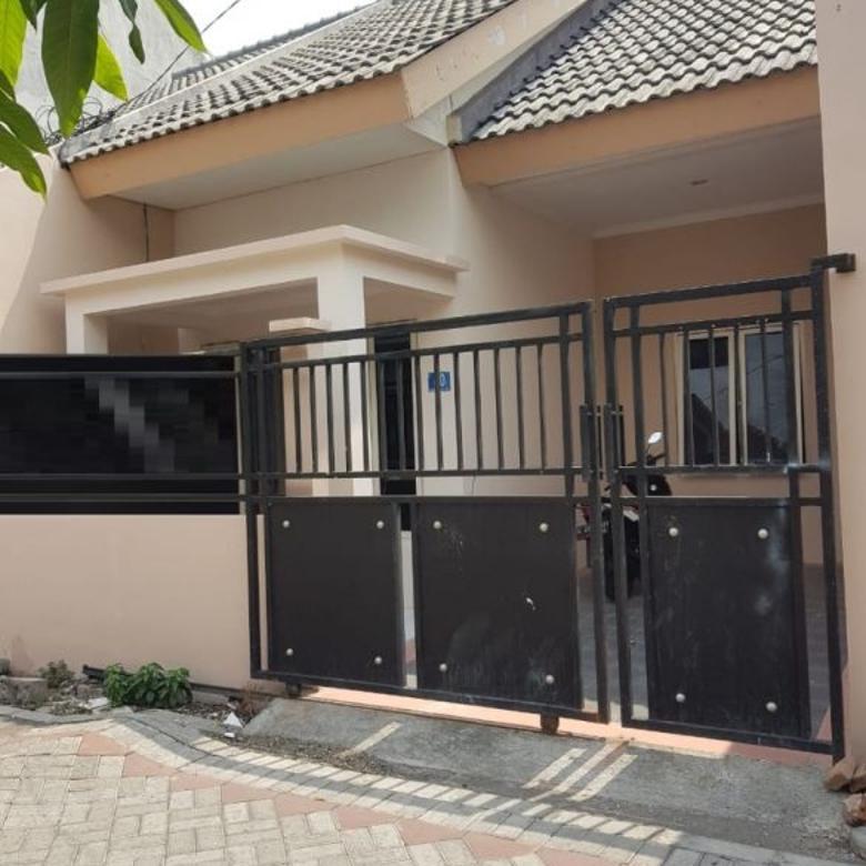 Rumah baru minimalis di kapas madya, Surabaya