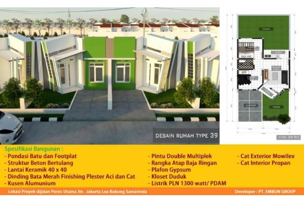 Rp327jt Rumah Dijual