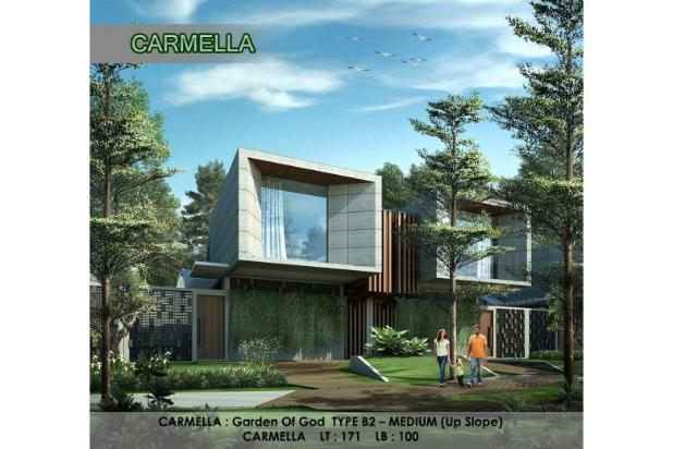 Rp1,79mily Vila Dijual