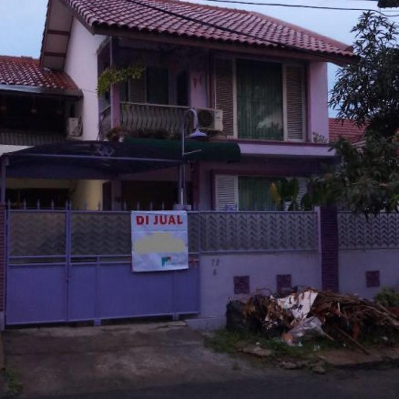 Rumah Murah Bintaro Sektor 2, Dekat Tol,  Bebas Banjir
