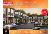 Dijual Rumah Kost Aman Strategis Columbus Residence, Karawang