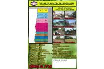 Tanah kavling special promo pakisaji free SHM