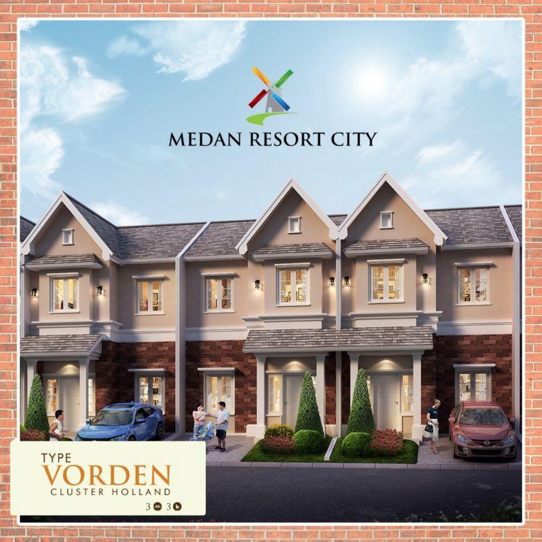 Medan Resort City Cluster Holland and Eindhoven