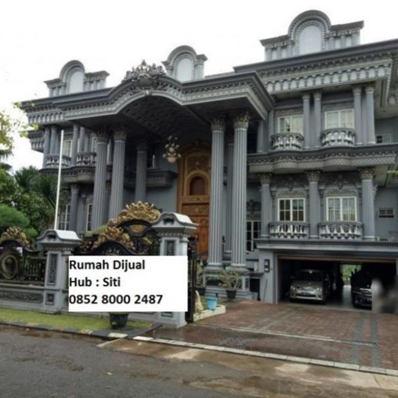 Dijual Rumah Sangat Megah 40m Citra Grand Cibubur
