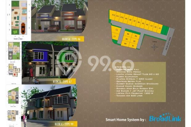 TERBATAS,  081-6114-8878, Perumahaan Real Estate di Pamulang 9944446