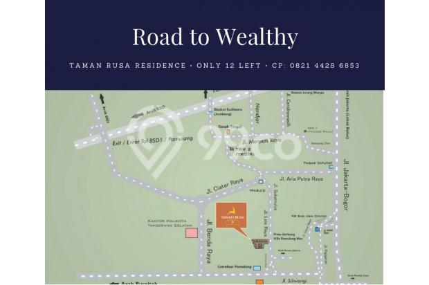 TERBATAS,  081-6114-8878, Perumahaan Real Estate di Pamulang 14804113