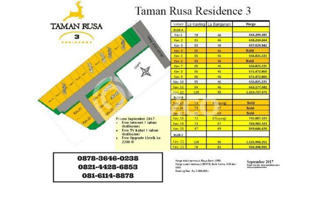 TERBATAS,  081-6114-8878, Perumahaan Real Estate di Pamulang 14804114