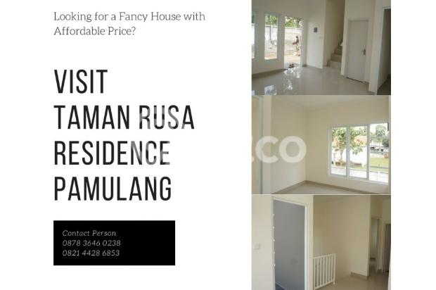 TERBATAS,  081-6114-8878, Perumahaan Real Estate di Pamulang 14804115