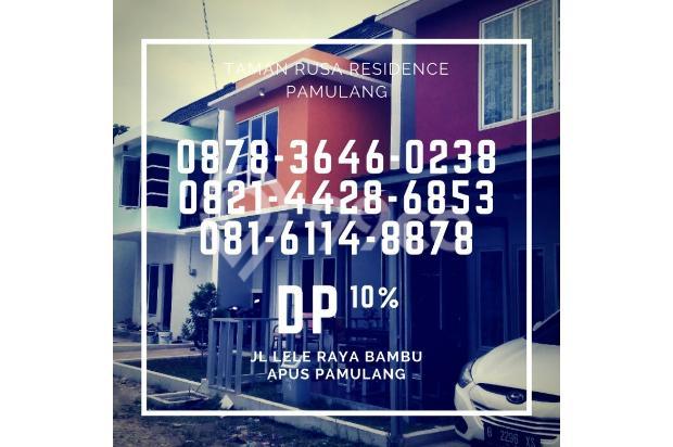 TERBATAS,  081-6114-8878, Perumahaan Real Estate di Pamulang 14804117
