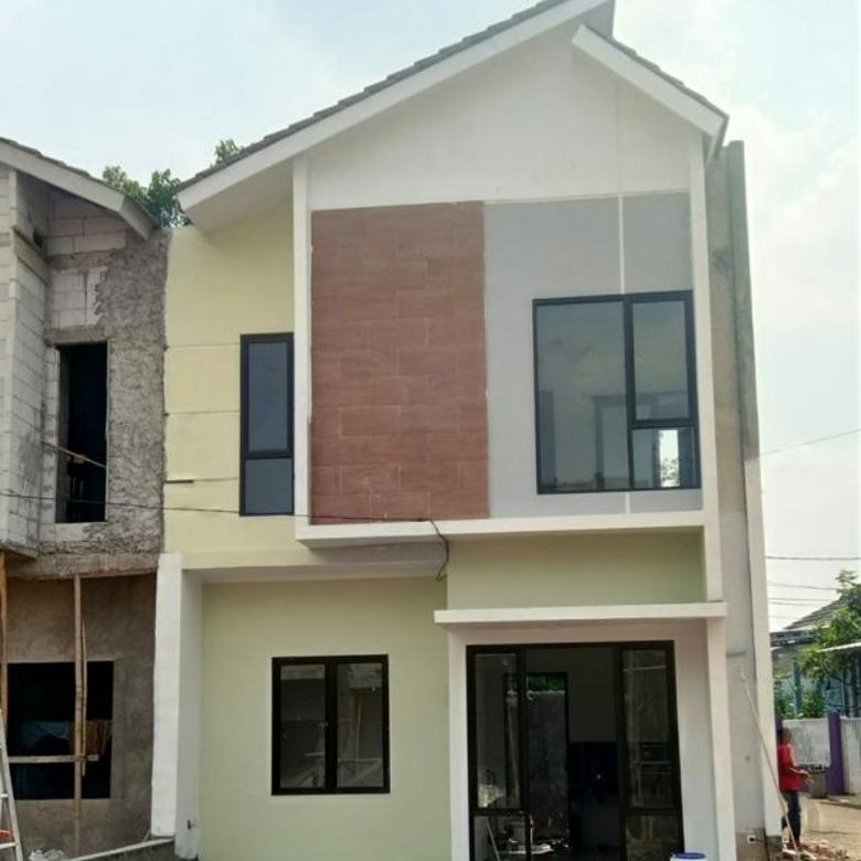 Rumah KPR Dekat Umpam Gratis Biaya Notaris