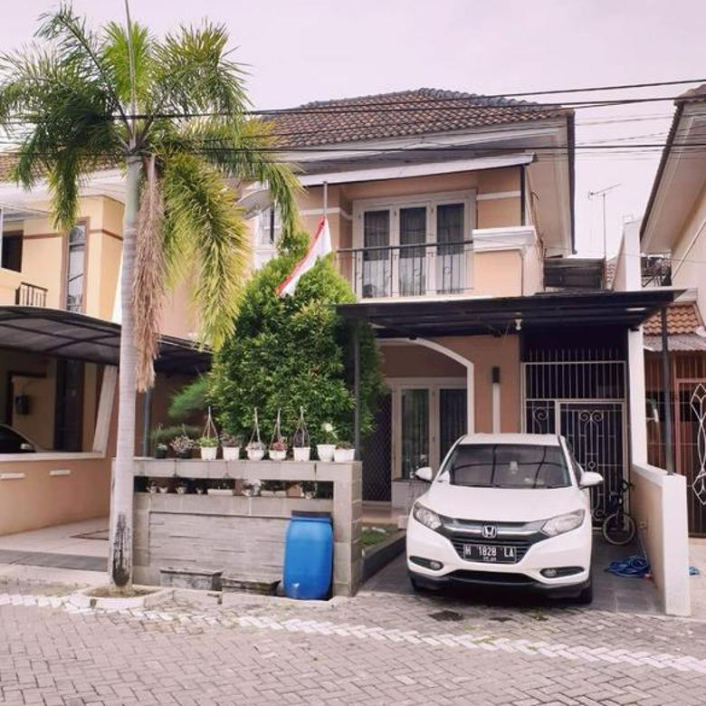 Rumah bagus 2 lt di Senjoyo