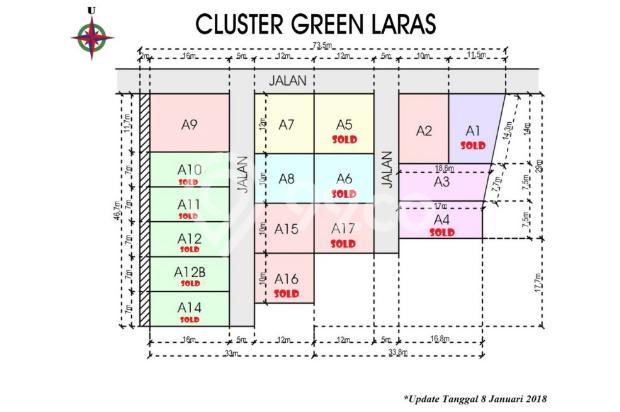 Green Laras Bergaransi Untung 25%, Perjanjian Resmi. 16050069