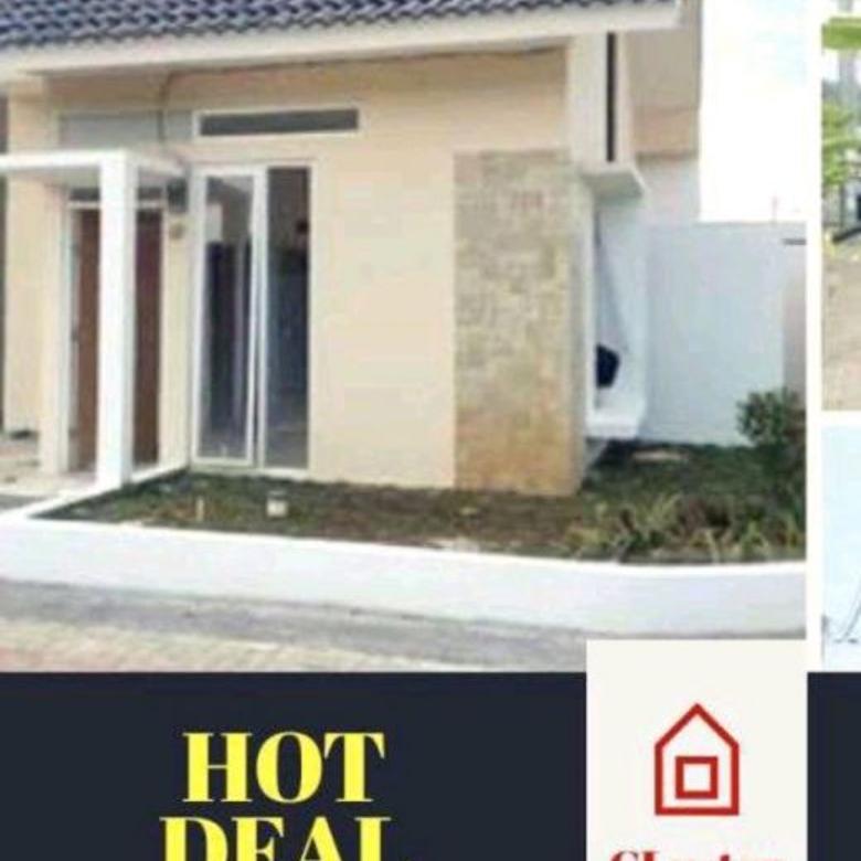 Rumah HOOK siap Huni dkt CIJERAH Cimahi Stadion JalakHarupat M