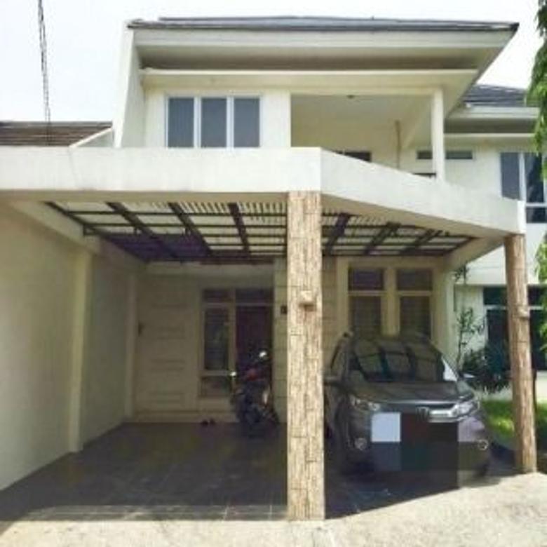 Rumah Serpong Terrace Cluster Cantik Siap Huni