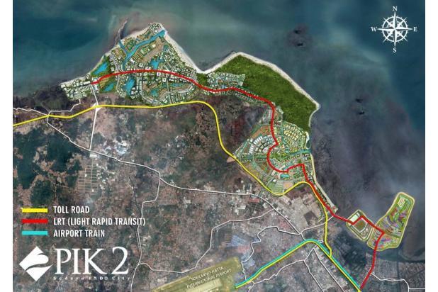 Rp7,56mily Tanah Dijual