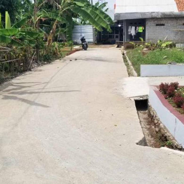 Tanah Dijual Depok Bangun Rumah Hemat 150Jt di Kavling Amoory
