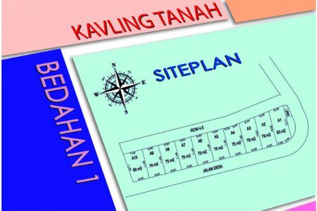 Kapling Perumahan, Dekat Masjid Kubah Mas, CASH TAHAP 12 BULAN 16846328