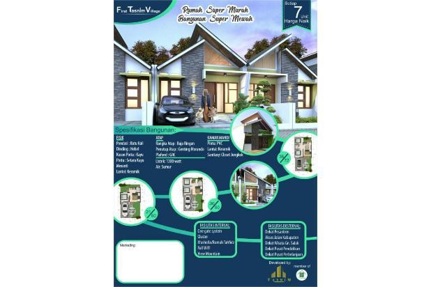 Rp266jt Rumah Dijual