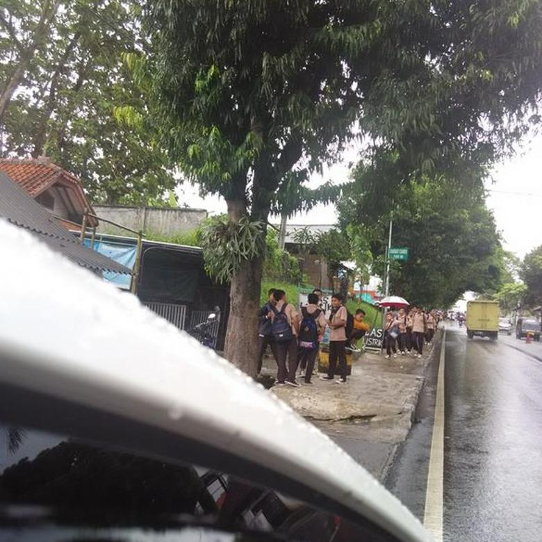 Tanah Komersial Di Jalan Raya Jendral Sudirman Luas 20000m2 SHM  Ciamis Jawa Barat