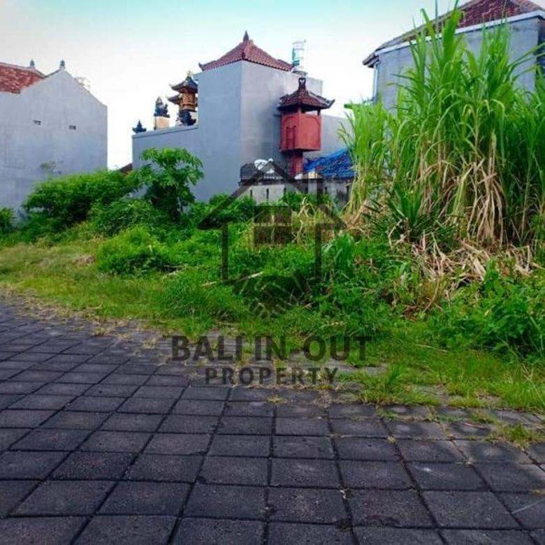 Tanah murah lokasi strategis di umalas kerobokan Badung Bali